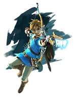Link archer Breath of the Wild
