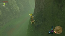 Un Korogu dans Breath of the Wild