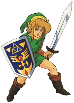 Link A Link to the Past SuperNes