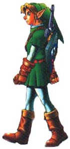 Link adulte Ocarina of Time