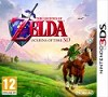 bo�te de jeu Ocarina of Time 3D