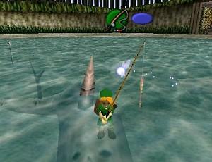 Astuce sur Ocarina Of Time 3D